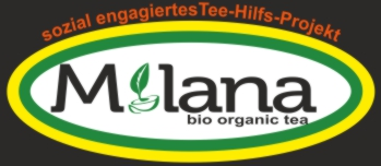 MILANA - BIOORGANIC - TEA-Logo